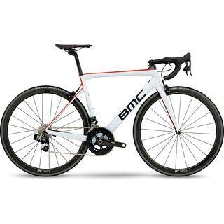 BMC Teammachine SLR01 One 2018, white red - Rennrad