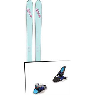 Set: DPS Skis Nina 99 2017 + Marker Squire 11 (1247019)