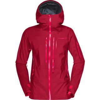 Norrona lofoten Gore-Tex Pro Jacket W's, rhubarb - Skijacke