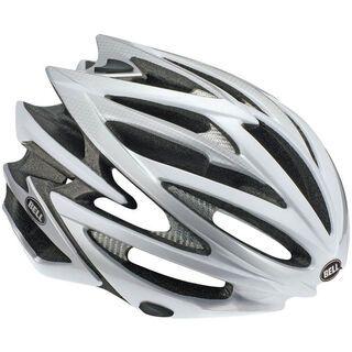 Bell Volt, silver/white - Fahrradhelm