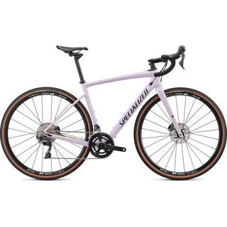 Specialized Diverge Comp 2020, lilac/black/hyper green - Gravelbike