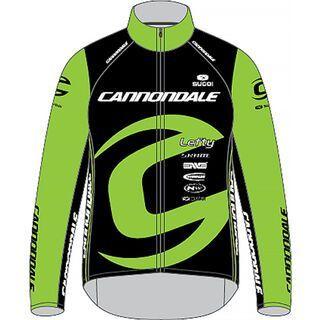Cannondale CFR Evolution Windblock Jacket, berzerker green - Radjacke