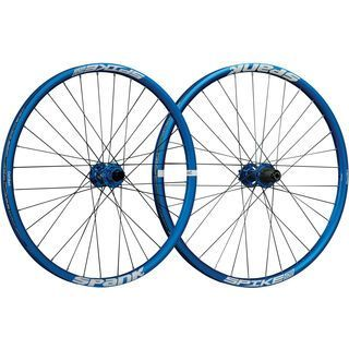 Spank Spike Race 28 Wheelset 27.5, blue - Laufradsatz