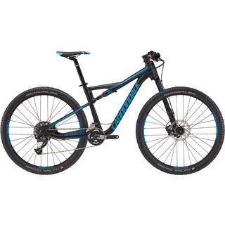 Cannondale Scalpel-Si 5 27.5 2018, black/ultra blue - Mountainbike