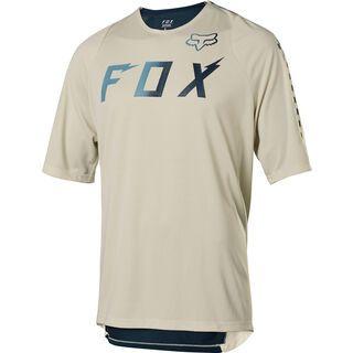 Fox Defend SS Wurd Jersey, navy - Radtrikot