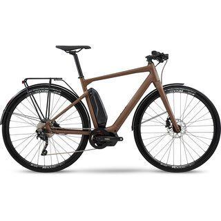 BMC Alpenchallenge AMP City Three 2020, earth - E-Bike