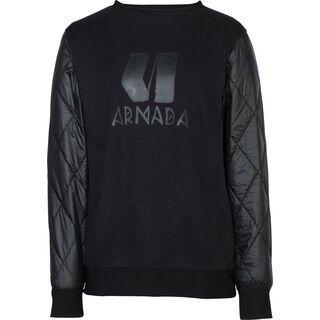 Armada Poma Ski Sweater, black - Fleecepullover