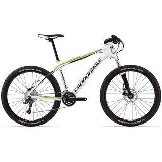 Cannondale F26 1 2013, magnesium white gloss - Mountainbike