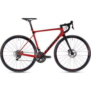 Ghost Nivolet X 7.8 LC 2018, red/black - Rennrad
