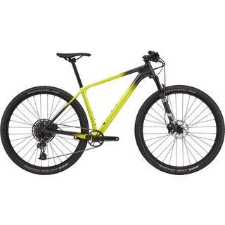 Cannondale F-Si Carbon 5 highlighter 2021