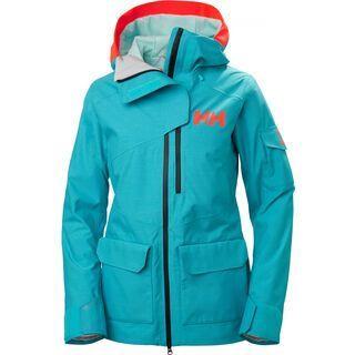 Helly Hansen W Powderqueen 2.0 Jacket, scuba blue - Skijacke