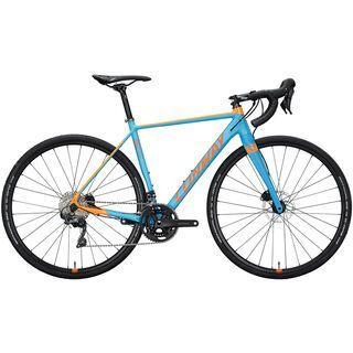 Conway GRV 800 Alu 2020, blue/orange - Gravelbike