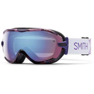 Smith Virtue, ultraviolett obscura/red sonsor mirror - Skibrille