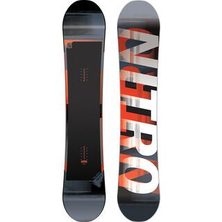 Nitro Team Wide 2017 - Snowboard