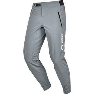 Cube Edge Baggy Pants grey