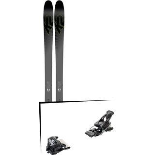 Set: K2 SKI Pinnacle 95Ti 2019 + Tyrolia Attack² 16 GW solid black