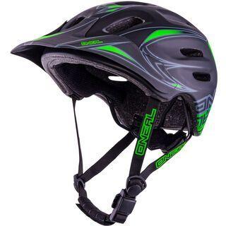 ONeal Defender Helmet, green - Fahrradhelm