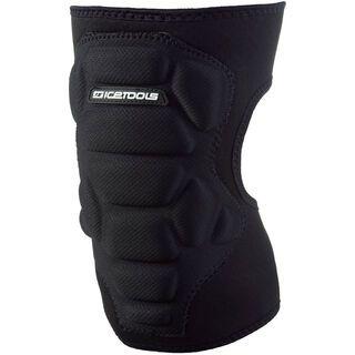 Icetools Knee Pads, Black - Protektor