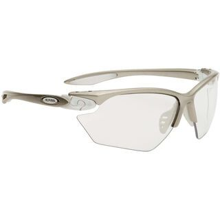 Alpina Twist Four S VL+, black matt/Lens: varioflex+ black - Sportbrille