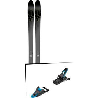 Set: K2 SKI Pinnacle 95Ti 2019 + Salomon S/Lab Shift MNC blue/black