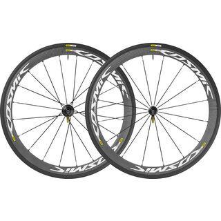Mavic Cosmic Carbone 40 Elite, white - Laufradsatz