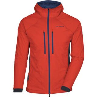 Vaude Men's Bormio Jacket, lava - Thermojacke