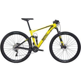 BMC Fourstroke 02 Deore/SLX 2017, sulphur - Mountainbike