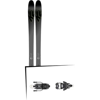 Set: K2 SKI Pinnacle 95Ti 2019 + Atomic Shift MNC 13 black/white