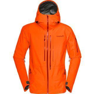 Norrona lofoten Gore-Tex Pro Jacket M's, scarlet ibis - Skijacke