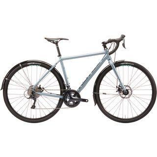 Kona Rove DL 2020, silver/gray - Gravelbike