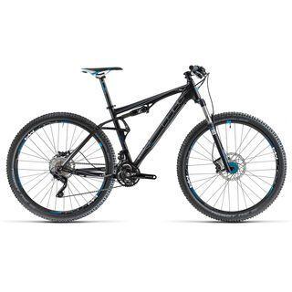Cube AMS One 120 HPA 29 2015, black anodized - Mountainbike