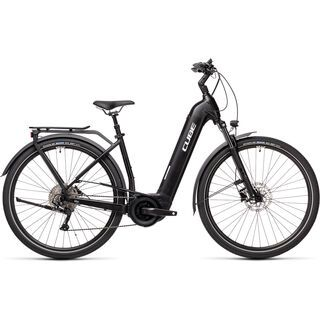 Cube Touring Hybrid Pro 500 Easy Entry black´n´white 2021