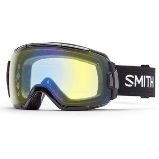 Smith Vice, black/yellow sensor mirror - Skibrille