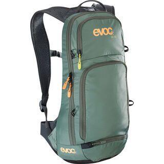 Evoc CC 10l + Hydration Bladder 2l, olive - Fahrradrucksack