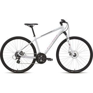 Specialized Ariel Disc 2016, white/pink/charcoal - Fitnessbike