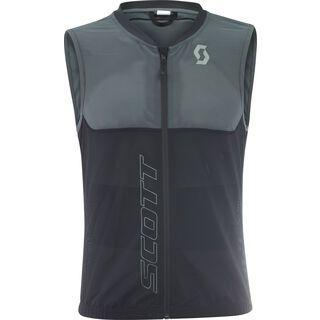 Scott Actifit Plus Light Vest Men, black/iron grey - Protektorenweste