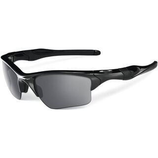 Oakley Half Jacket 2.0 XL, Polished Black/Black Iridium - Sportbrille
