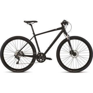 Specialized Crosstrail Comp Disc 2015, Satin Black/Gloss Black/Graphite - Fitnessbike