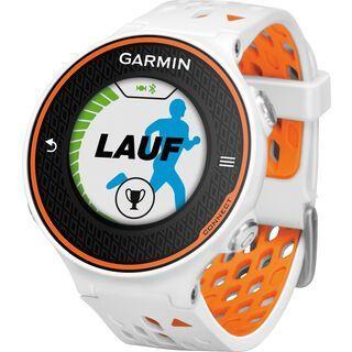 Garmin Forerunner 620, weiß/orange - Sportuhr