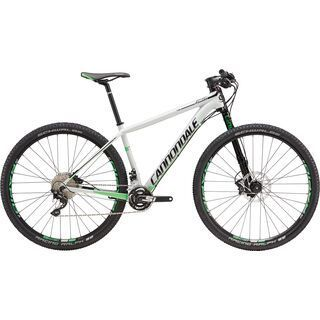 Cannondale F-SI 1 29 2016, primer/green - Mountainbike