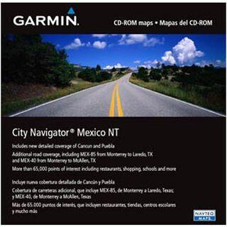 Garmin CityNavigator NT Mexico (microSD) - Karte