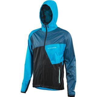 Platzangst Airy Jacket, blue - Radjacke