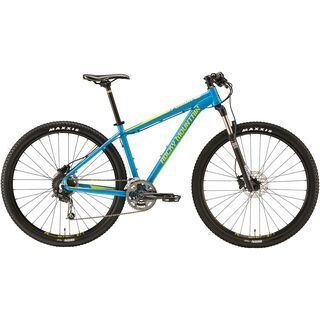 Rocky Mountain Fusion 29 2015, blue - Mountainbike