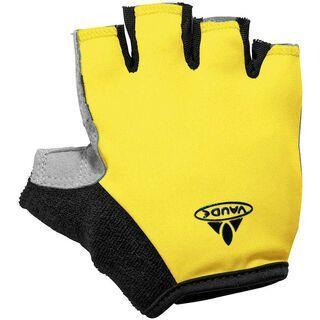 Vaude Kids Grody Gloves, canary - Fahrradhandschuhe