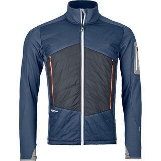 Ortovox Swisswool Hybrid Piz Roseg Jacket M, night blue - Thermojacke