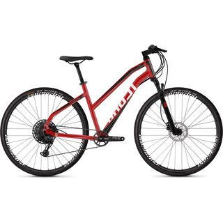 Ghost Square Cross 4.8 W AL 2019, red/black/white - Fitnessbike