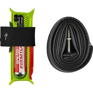 Specialized Tube Spool Flat Repair Kit w/29er Tube & CO2 - MTN - Reparaturkit
