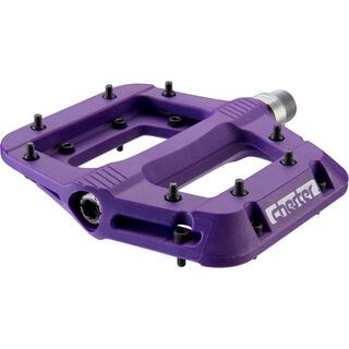 Race Face Chester Pedal, purple - Pedale