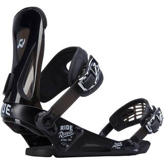 Ride Revolt 2014, black - Snowboardbindung