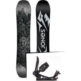 Set: Jones Ultra Mountain Twin 2019 + K2 Lien AT (1919504S)